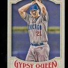 2016 Topps Gypsy Queen Baseball  Base  #37  John Lackey