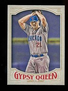 2016 Topps Gypsy Queen Baseball  Base  #37  John Lackey