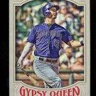 2016 Topps Gypsy Queen Baseball  Base  #122  Corey Dickerson