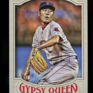 2016 Topps Gypsy Queen Baseball  Base  #213  Koji Uehara