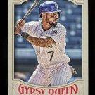 2016 Topps Gypsy Queen Baseball  Base  #210  Jose Reyes