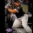 2016 Topps Opening Day Baseball  Alternate Reality  #AR-14  Jose Abreu