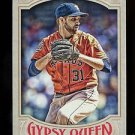 2016 Topps Gypsy Queen Baseball  Base  #249  Collin McHugh