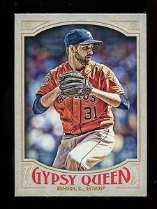 2016 Topps Gypsy Queen Baseball  Base  #249  Collin McHugh