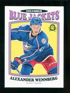 2016-17 OPC O-Pee-Chee Hockey  RETRO  #233  Alexander Wennberg