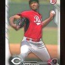 2016 Bowman Baseball  Prospect  #BP99  Amir Garrett