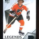 2015-16 Upper Deck SP Authentic  Legends  #122  Bobby Clarke