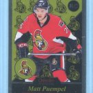 2015-16 OPC O-Pee-Chee Hockey Platinum  RETRO  Rookie  #R77  Matt Puempel
