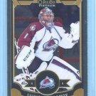 2015-16 OPC O-Pee-Chee Hockey Platinum  Base  #43  Semyon Varlamov