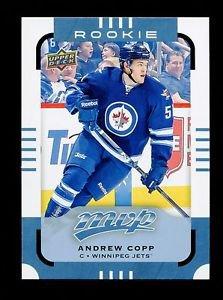 2015-16 Upper Deck MVP Hockey  #187  Andrew Copp  Rookie   SP