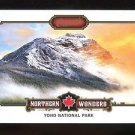 2015-16 Upper Deck Champs Hockey Northern Wonders #NW-7  Yoho National Park