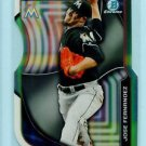 2015 Bowman Baseball Chrome  Season Next Die Cut  #SN-JF  Jose Fernandez