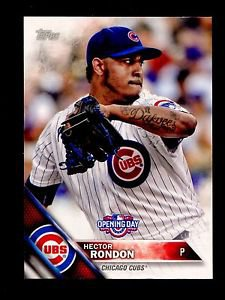 2016 Topps Opening Day Baseball  #OD-65  Hector Rondon