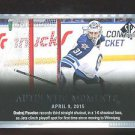 2015-16 Upper Deck SP Authentic Moments  #148  Ondrej Pavelec