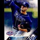 2016 Topps Opening Day Baseball  #OD-155  Jake Odorizzi