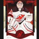 2015-16 Upper Deck Artifacts Hockey  Ruby  #122  Cory Schneider  356/399