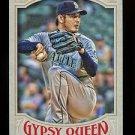 2016 Topps Gypsy Queen Baseball  Base  #74  Hisashi Iwakuma