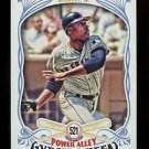 2016 Topps Gypsy Queen Baseball  Power Alley  #PA-23  Willie McCovey