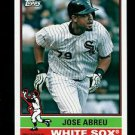 2015 Topps Baseball Archives  #200  Jose Abreu
