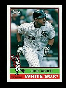 2015 Topps Baseball Archives  #200  Jose Abreu