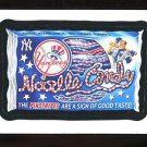 2016 Topps MLB Wacky Packages  #59  Yankees Noodle Candy