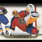 2015-16 Upper Deck Hockey Series 1 UD Canvas  #C37  Roberto Luongo