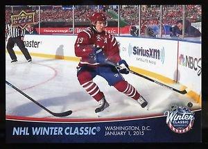 2015-16 Upper Deck Series 1 Winter Classic Topper #WC-7  Nicklas Backstrom