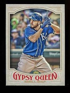 2016 Topps Gypsy Queen Baseball  Base  #29  Eric Hosmer
