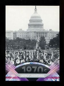 2011 Topps American Pie  #124  America's Bicentennial