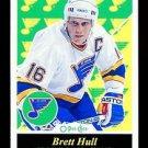 2015-16 OPC O-Pee-Chee  RETRO Parallel  #551  Brett Hull