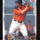 2016 Bowman Baseball  Prospect  #BP84  Chris Shaw
