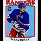 2016-17 OPC O-Pee-Chee Hockey  RETRO  #93  Marc Staal