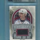2012-13 ITG Ultimate Memorabilia UM12 Gloves Are Off Silver  Joe Sakic  2/24