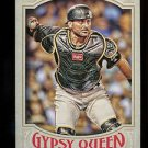 2016 Topps Gypsy Queen Baseball  Base  #233  Francisco Cervelli