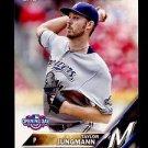 2016 Topps Opening Day Baseball  #OD-169  Taylor Jungmann