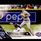 2016 Topps Opening Day Baseball  #OD-39  DJ LeMahieu