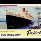 2016 Topps Heritage Baseball  News Flashbacks  #NF-RM  RMS Queen Mary