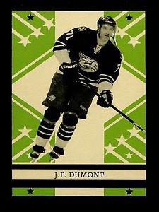 2011-12 OPC O-Pee-Chee Hockey RETRO Parallel  #9  J.P. Dumont