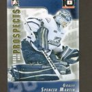 2013-14 ITG Heroes & Prospects 10th Anniversary Insert  #T-25  Spencer Martin