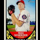 2016 Topps Heritage Baseball  New Age Performers  #NAP-MSC  Max Scherzer