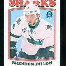 2016-17 OPC O-Pee-Chee Hockey  RETRO  #186  Brenden Dillon