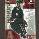 2013-14 ITG Heroes & Prospects 10th Anniversary Insert  #T-35  Haydn Fleury