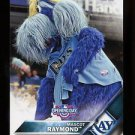 2016 Topps Opening Day Baseball  Mascot  #M-23  Raymond