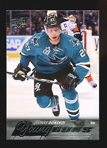 2015-16 Upper Deck Hockey Series 1 Young Guns  #230  Joonas Donskoi