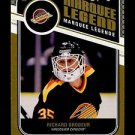 2011-12 OPC O-Pee-Chee Hockey  Marquee Legend  #503  Richard Brodeur