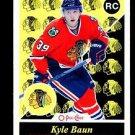 2015-16 OPC O-Pee-Chee  RETRO Parallel  #542  Kyle Baun  RC