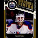 2011-12 OPC O-Pee-Chee Hockey  Marquee Legend  #533  Bill Ranford