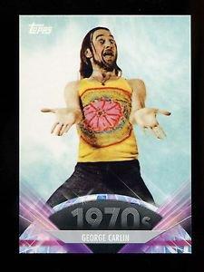 2011 Topps American Pie  #109  George Carlin