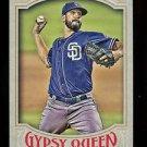 2016 Topps Gypsy Queen Baseball  Base  #178  James Shields