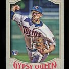 2016 Topps Gypsy Queen Baseball  Base  #221  Tyler Duffey